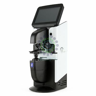 Optical Auto Lensmeterlensometer Focimeter W7big Touch Screen Printeruv