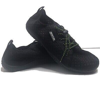 WHITIN Minimalist & Barefoot Shoes Women's Size 41 US10. Black.