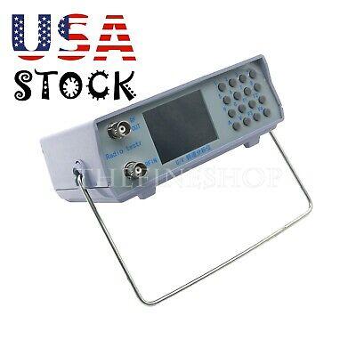 Uhf Vhf Spectrum Analyzer Dual Bandtracking Source 136-173mhz 400-470mhz -us
