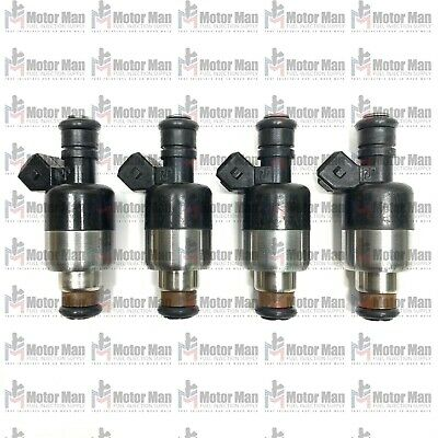 Motor Man | 17122106 Flow Matched Fuel Injectors | 1998-2000 Chevrolet S10 2.2L