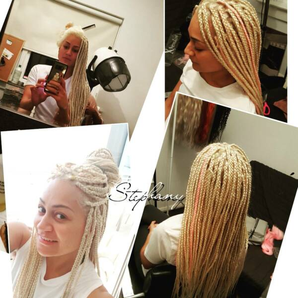 Weavebraidsdreadlocskeratinhair Extensions Hairdressing