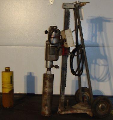 Milwaukee Core Drilldiamond Drill  6995lr