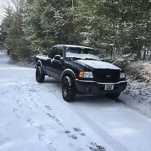 2002 Ford Ranger 4x4 Brand New Inspection