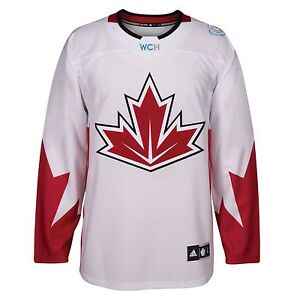 adidas Canada World Cup of Hockey Jersey