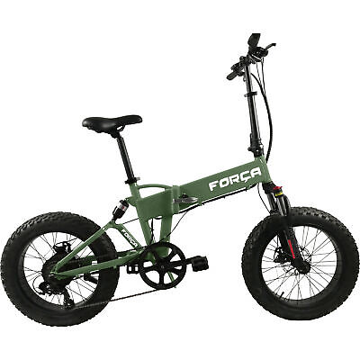 Força Bicicleta Eléctrica Folibike-