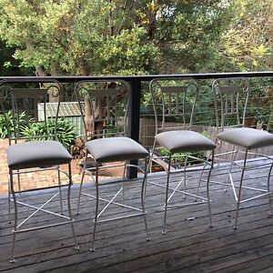 Bar stools - 4 for the usual price of one! Mount Kembla Wollongong Area Preview