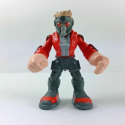 Playskool Heroes Marvel Super Hero Adventures Guardians Star Lord Infinity - Super Hero Star