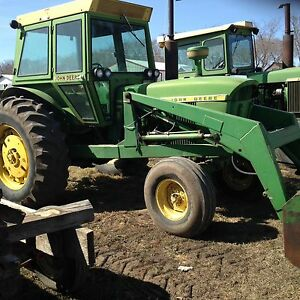 4020 JD Tractor