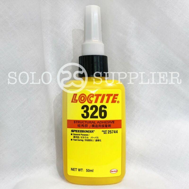 Loctite 326 Speedbonder Acrylic Adhesive 50ml