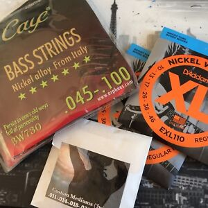 PAY WHAT YOU WANT GUITAR STRINGS!!!