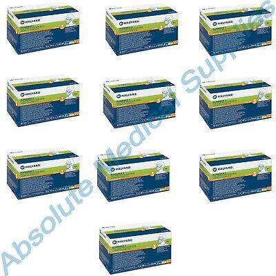 400-pieces Halyard Fluidshield Astm Level 3 Fog-free Procedure Face Mask 00148