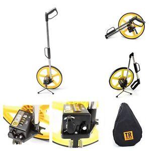 TR Industrial Measuring Wheel Feet Meter Outdoor Walking Distance Portable Tool