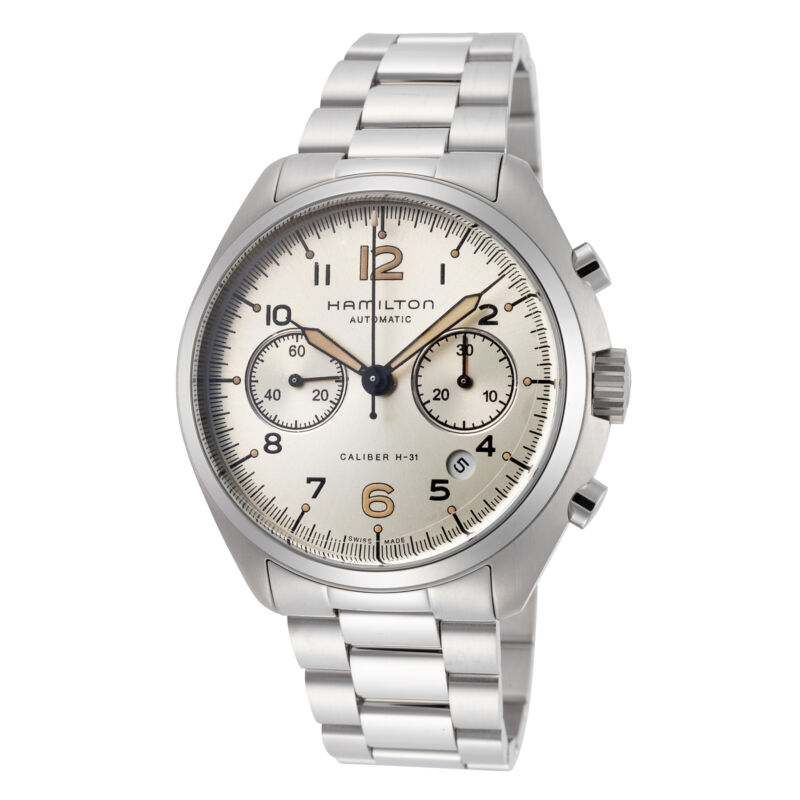 Hamilton Khaki Aviation Men Automatic Watch H76416155
