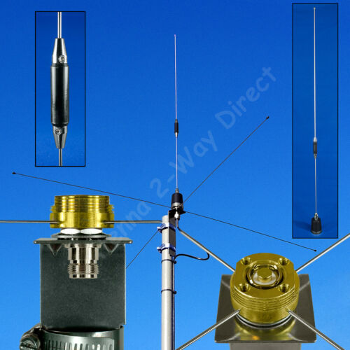 GMRS FREQUENCIES BASE STATION ANTENNA