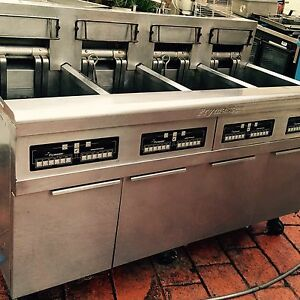 FRYMASTER 4 BAY DEEP FRYER Narre Warren North Casey Area Preview