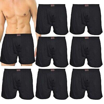 6-12er Pack Herren Boxershorts Unterhosen Unterwäsche Shorts Übergröße