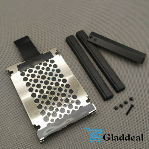 New HDD Hard Drive Cover Caddy Rails for IBM/Lenovo Thinkpad T420 T420i 04W1637