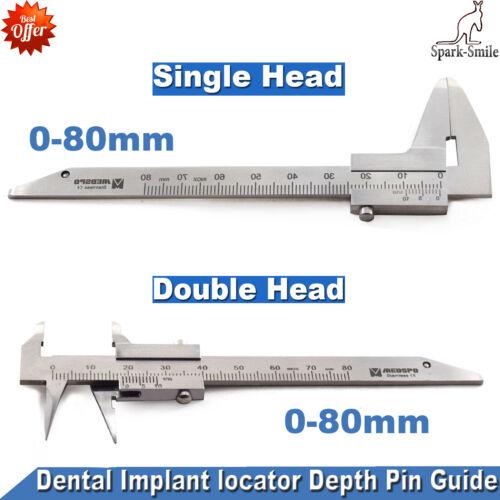 Laboratory Caliper Dental Barren Duck Gauge Digital Marking Double & Single Head