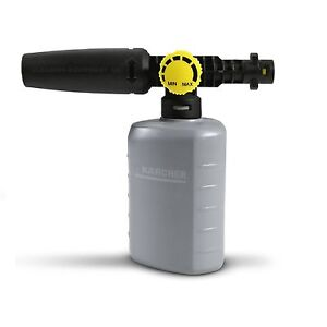 KARCHER Snow Foam Adjustable Lance For Car Valeting Cleaning Bottle 0.6L
