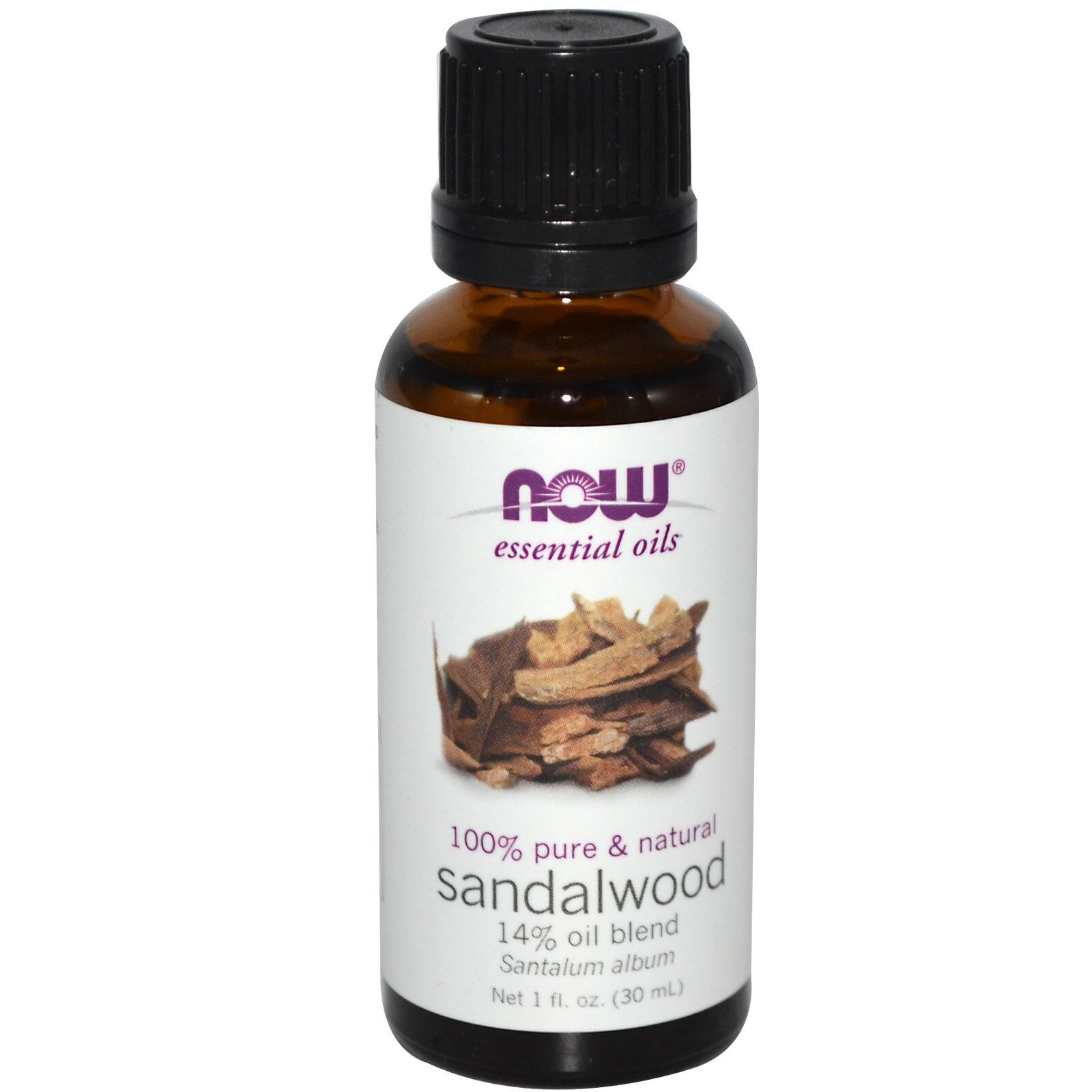 NOW Foods 1 oz Essential Oils and Blend Oils - FREE SHIPPING! Sandalwood 14% Blend