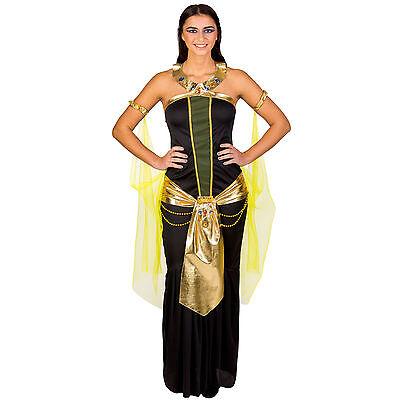 ige Pharaonin Nofretete Karneval Fasching Halloween Königin  (Königin Nofretete Halloween-kostüme)