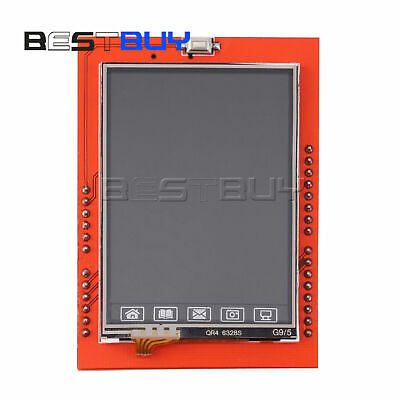 2.4 Inch Tft Lcd Display Touch Panel Ili9341 240x320 For Arduino Uno Mega Bbc