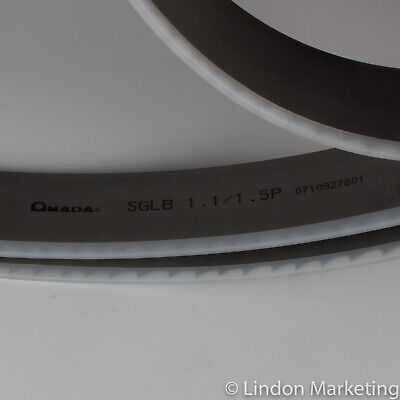 Amada Protector Band Saw Blade 27 Ft 3 In X 2-58 X .063 Thick New