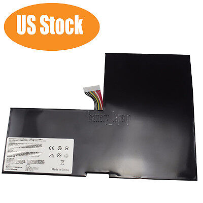 BTY-M6F - Replace 4640mAh Battery for MSI GS60 2PL 6QE BTY-M6F 2QE 6QC MS-16H2