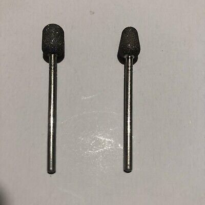 Sets Of 5 Diamond Burs - Fit Standard Podiatry Drills. Barrel And Taper