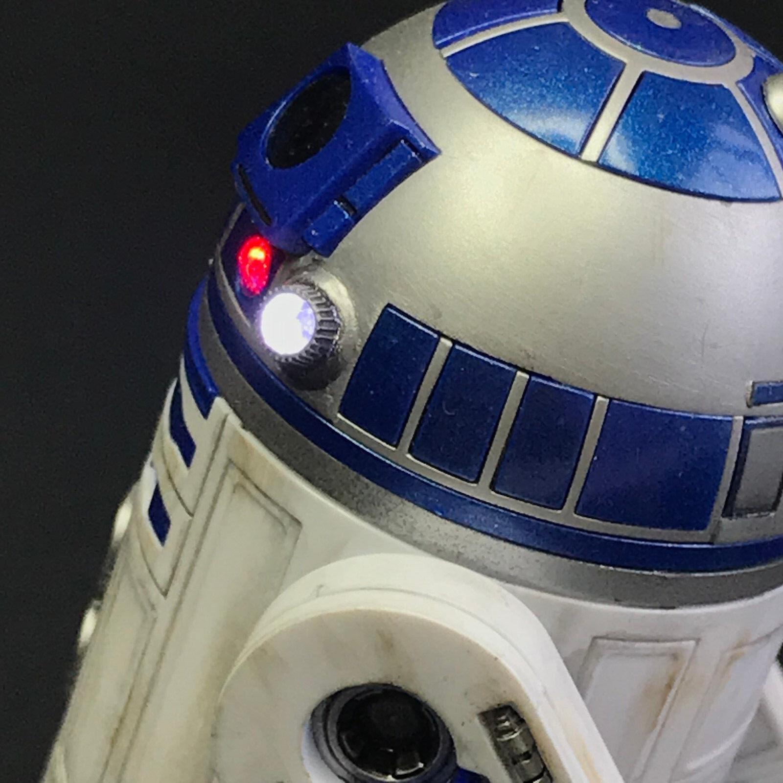 *LIGHTING KIT ONLY* for Bandai 1/12 Star Wars R2-D2 Astromech Droid Figure