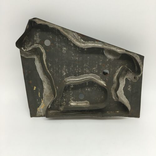 Antique Tin Horse Cookie Cutter Flat Back Buy It Now