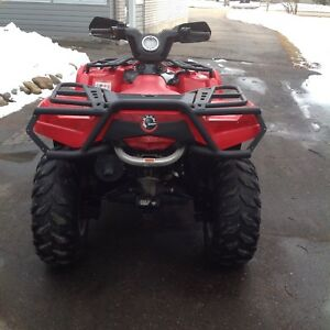Can Am 2010 ATV