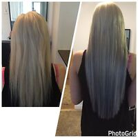 HAIR KANDY EXTENSIONS! Full head $380 mobile services? Same day
