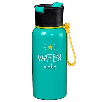 Manchester City FC Signed Aluminium Water Bottle BS1743