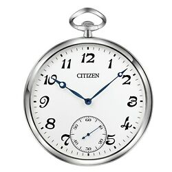 NEW 17  CITIZEN  GALLERY WALL CLOCK IN SILVER- CC2029