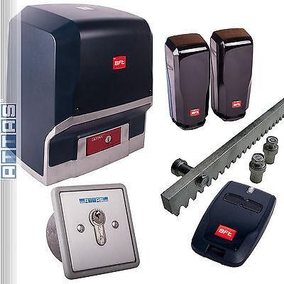 Schiebetorantrieb Torantrieb ARES Ultra bis 1000kg Set 2 Rolltor Torautomation