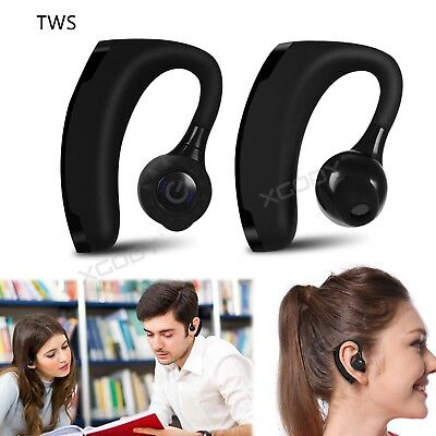 Wireless Headphones Earbuds Stereo Bluetooth 4.1 Running Sport Earphone Ear Hook