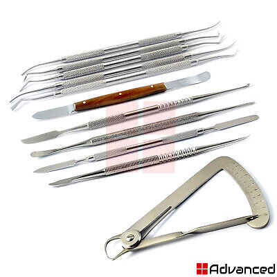 Dental Wax Carving Tools Mixing Spatulas Knives Wax Carvers P.k Thomas Lwanson