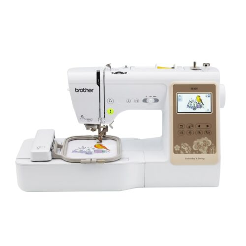 Brother SE625 Computerized Sewing & Embroidery Machine Brand