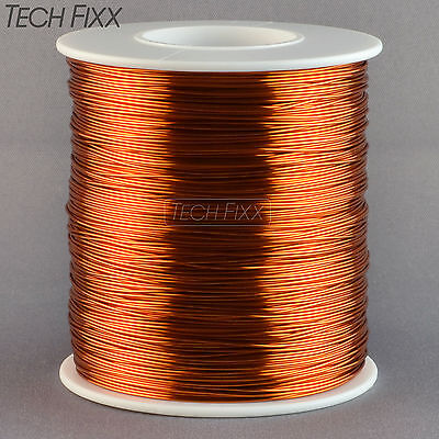Magnet Wire 26 Gauge Awg Enameled Copper 1260 Feet Tesla Coil Winding 200c