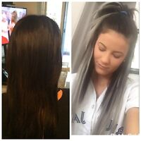 HAIR KANDY EXTENSIONS! Mobile and in salon services! Same day !