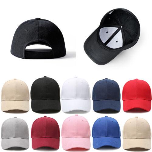 Herren Damen Baseball Cap Basecap Verstellbar Mütze Schirmmütze Curved Hüte Xmas