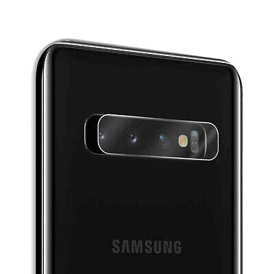 2x Samsung Galaxy S10 / S10 Plus Kamera Schutzglas 9H Glasfolie Hinten Linse ()