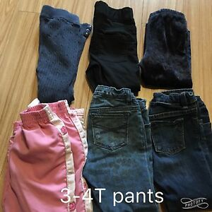 3-4T girls clothes