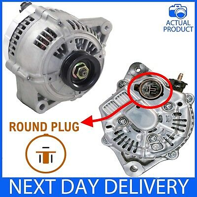 TOYOTA MR2 2.0 16V SW20 **NON-TURBO** 1989-2000 80amp NEW ALTERNATOR round plug