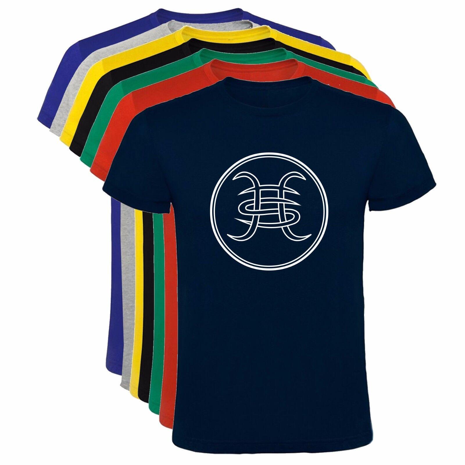 Camiseta Heroes del Silencio logo hombre, tallas y colores