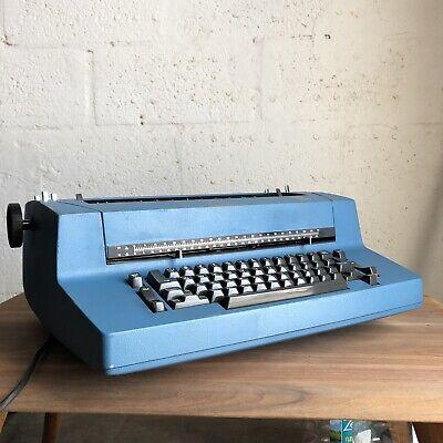 Vintage Iconic 1070s Ibm Selectric Ii Typewriter