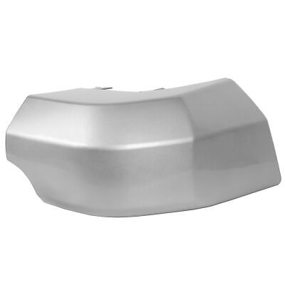 Rear Left Bumper End Cap For 2007-2014 Toyota FJ Cruiser Painted Silver