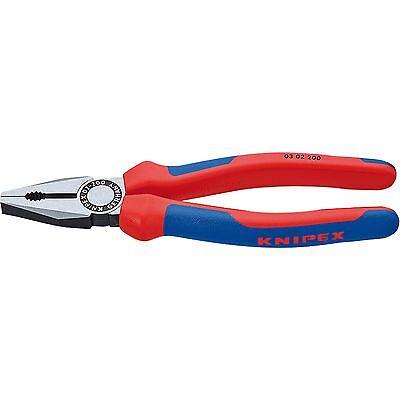 Knipex Kombizange 03 02 200, blau