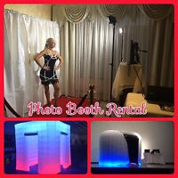 Ultimate photo booth for ALL occasions